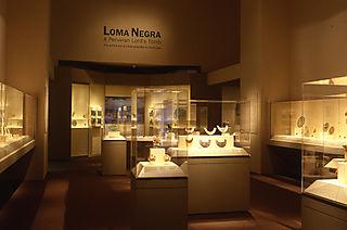Loma Negra Installation Rescan