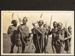 Rare Africa Photos Go Online, Open New Options for Africa Research